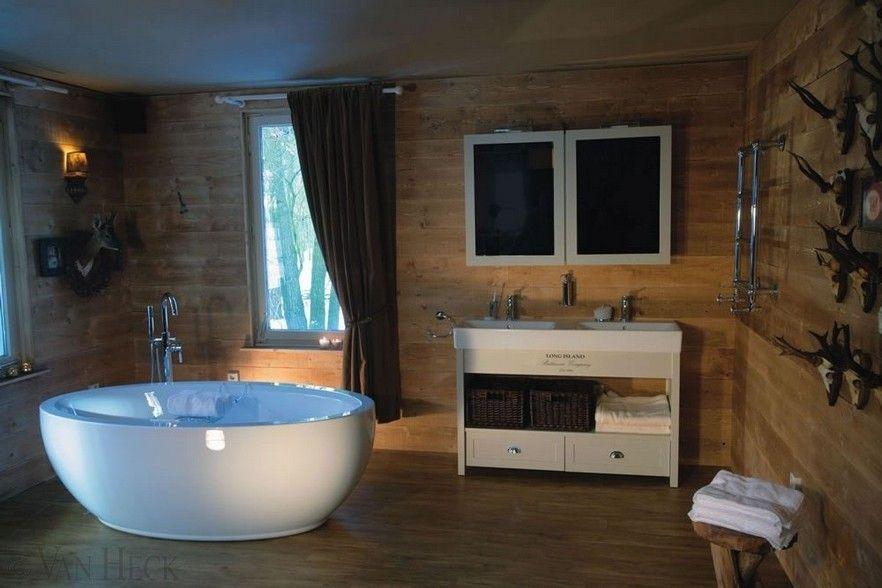 Landelijke badkamer realiseren dé badkamer specialist