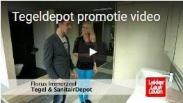 Tegeldepot promotie video