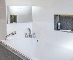 Sfeer living badkamer