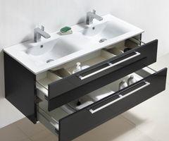 Badkamermeubel Met Badkamerkast : Badkamermeubels goedkoop op tegeldepot